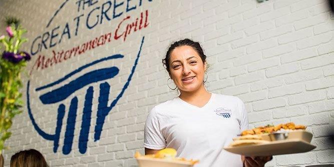 The Great Greek Mediterranean Grill slide 4