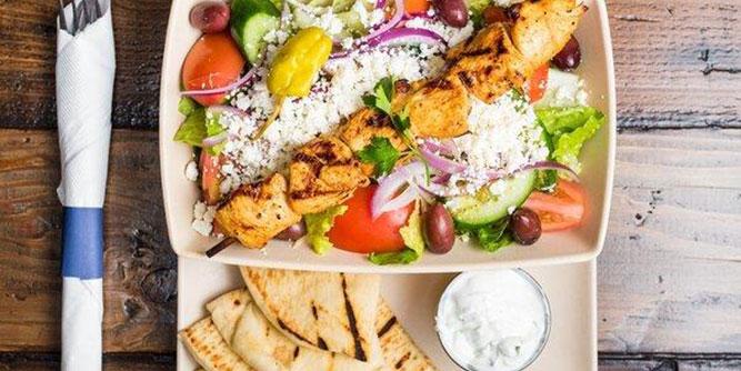 The Great Greek Mediterranean Grill slide 6