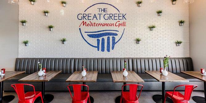 The Great Greek Mediterranean Grill slide 9