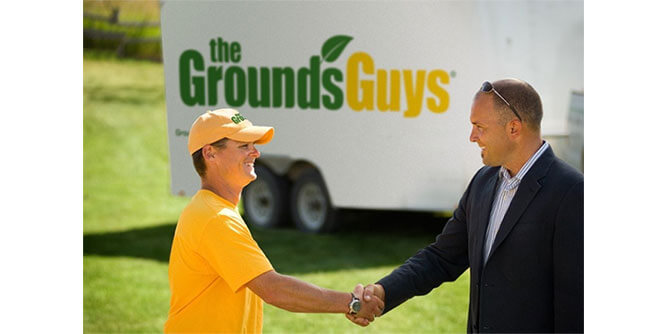 The Grounds Guys slide 3