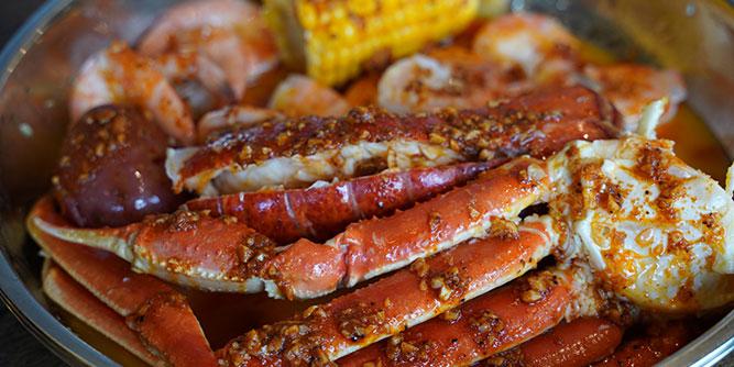 The Juicy Crab slide 4