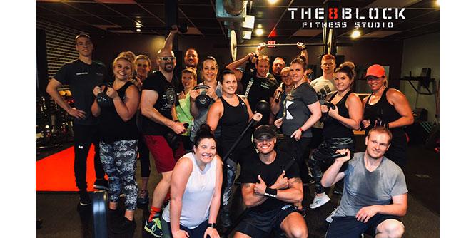 The8Block Fitness Studio slide 6