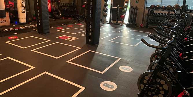 The8Block Fitness Studio slide 8