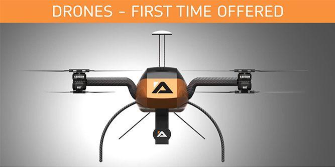 UAV Advanced - Drone Pilot Training slide 1
