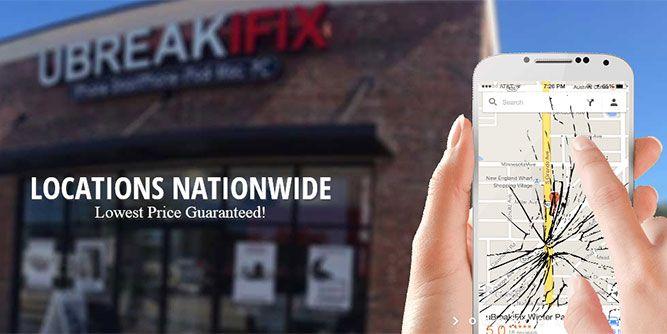 uBreakiFix - Smart Phone Repair slide 3