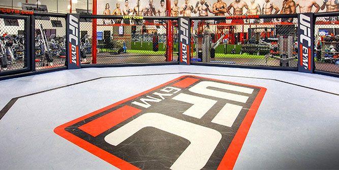 UFC® GYM slide 2