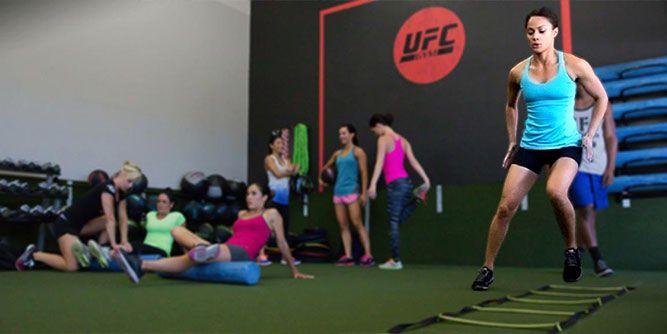 UFC® GYM slide 4
