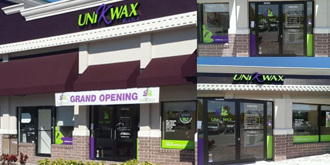 Uni K Wax Centers slide 13