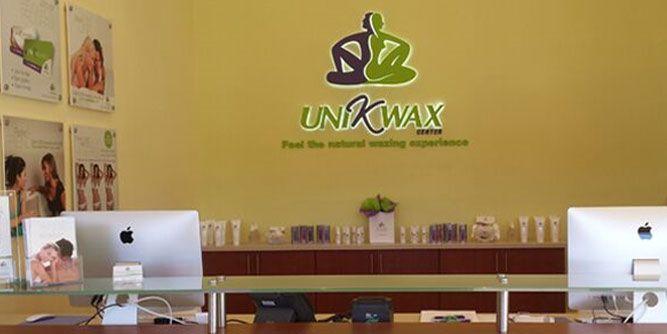 Uni K Wax Centers slide 16