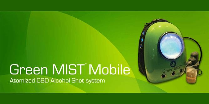 Vapshot, Inc. - Vaporized and Atomized Beverage Systems  slide 4