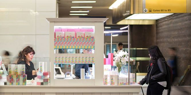 WOOPS! Macaron Boutique Kiosks and Bakeshops slide 5