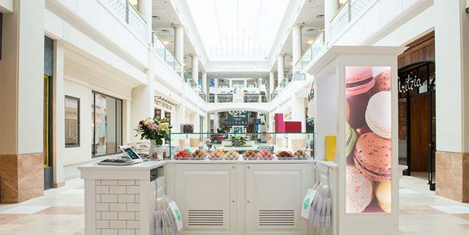 WOOPS! Macaron Boutique Kiosks and Bakeshops slide 7