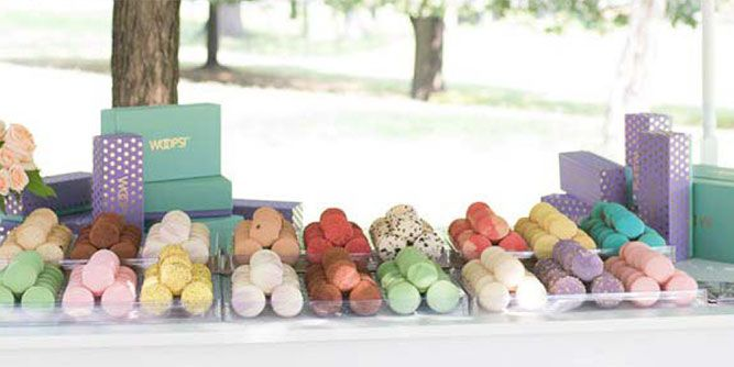 WOOPS! Macaron Boutique Kiosks and Bakeshops slide 9