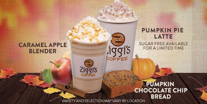Ziggis Coffee slide 4