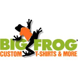 Big Frog - Custom T-Shirts