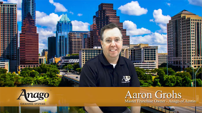 Franchisee Aaron Grohs of Austin