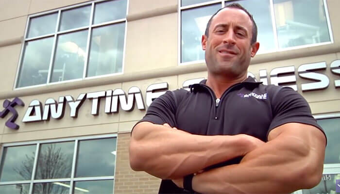 Franchisee Success Story - Andy Gundlach | Anytime Fitness