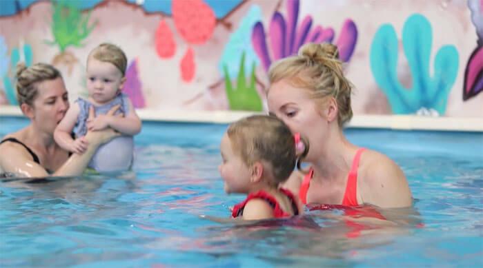 Blast Swim Academy Video