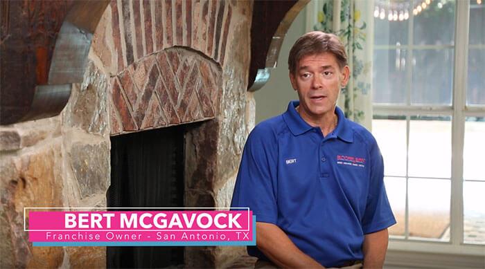Franchise Owner - Bert McGavock