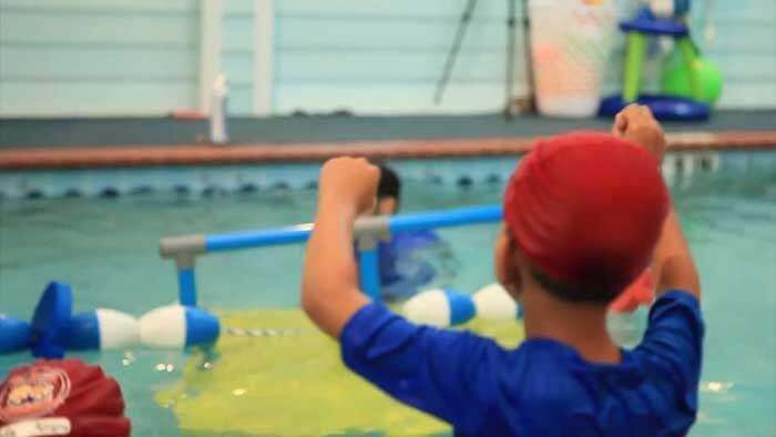 British Swim School - Becky Grindle