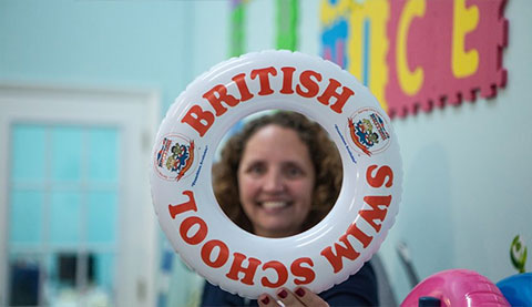Bonnie Alcid, British Swim School Owner - Gaithersburg, MD