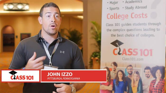 Class 101 Franchisee Testimonial: John Izzo