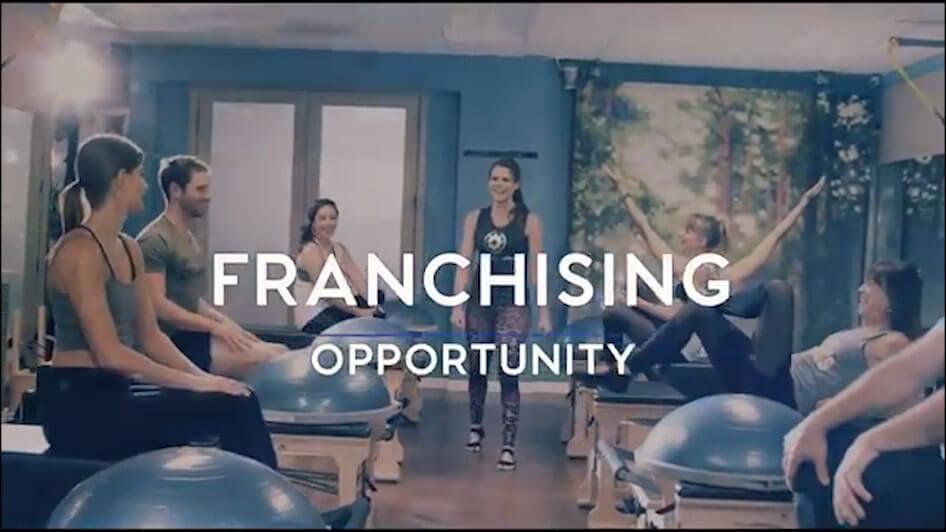Club Pilates Franchise Opportunity