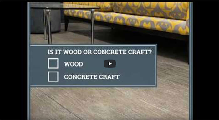 Concrete Craft Interior Designs