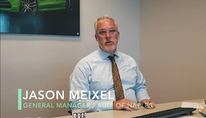 Audi of Naples Testimonial