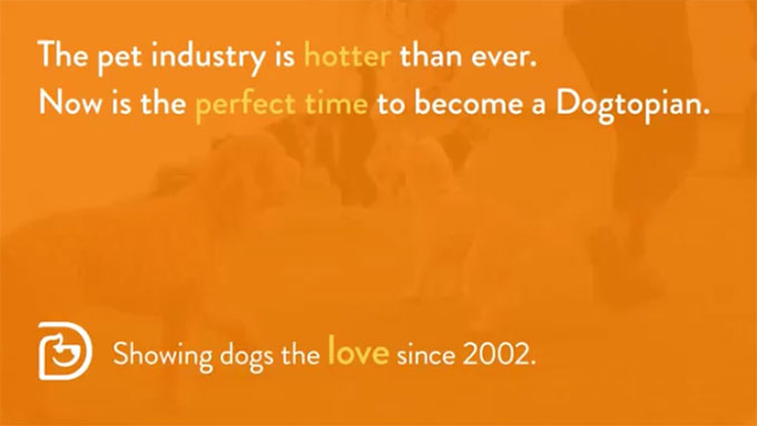 Become a Dogtopia Franchisee