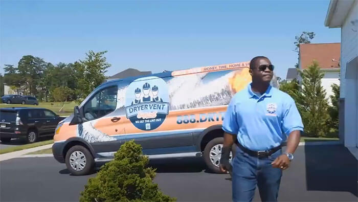 Dryer Vent Squad Franchise - Leading Cause Of Home Fires