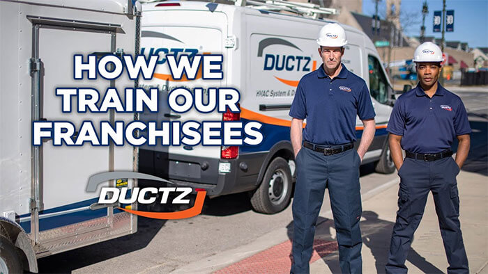 DUCTZ Franchise - How We Train Our Franchisees