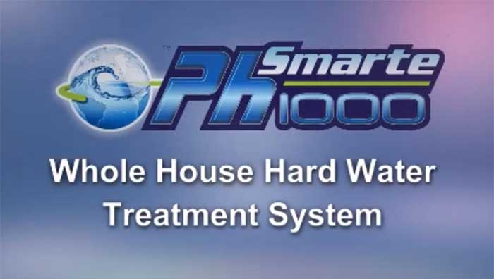 PhSmarte 1000 Whole House Hard Water Treatment System