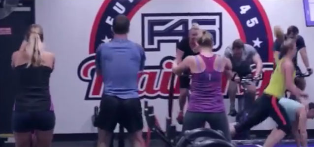 Welcome to F45