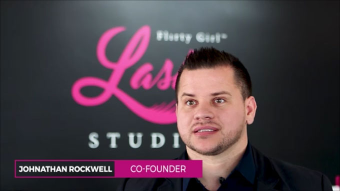 Flirty Girl Interview with Johnathan Rockwell