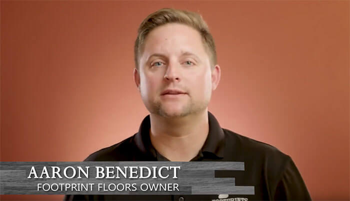 Interview with Franchise Owner Aaron Benedict
