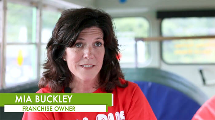 FUN BUS - Meet Franchise Owner Mia Buckley