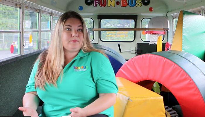 FUN BUS - Meet Franchise Owner Chrissy Truberg