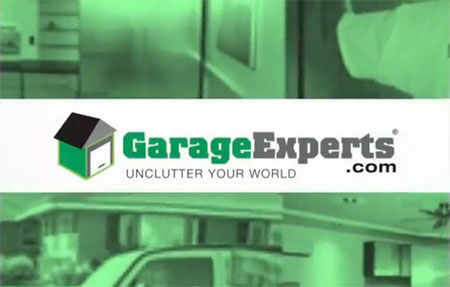 Garage Experts Franchise Opportunity Video