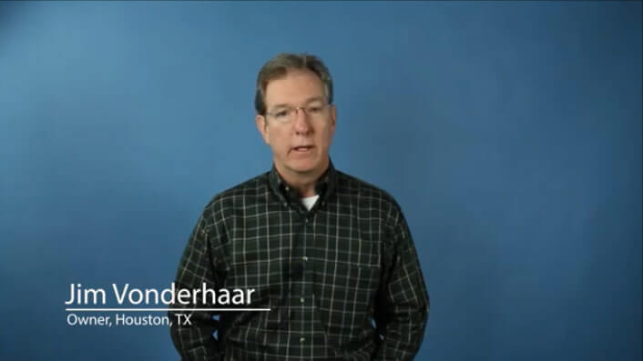 What would you tell someone interested in Griswold Home Care?: Jim Vonderhaar