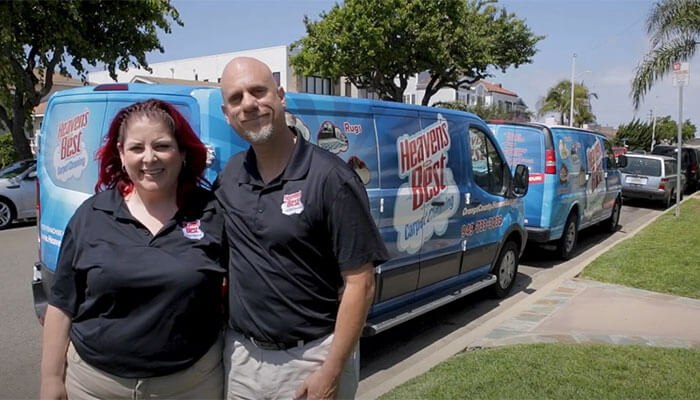 Franchise Business Owners Rob and Joleen