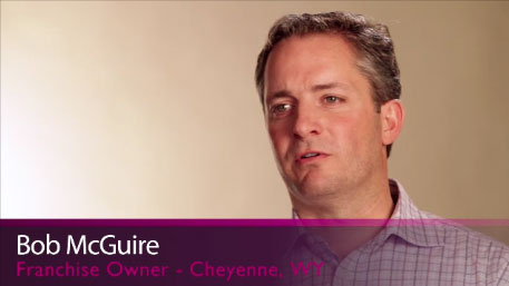 Home Instead franchise owner - Bob McGuire - Cheyenne, WY