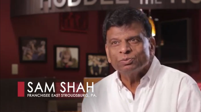 Huddle House Franchisee - Sam Shah