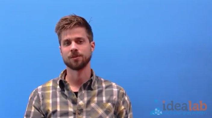 Idea Lab Testimonial - Adam Gockley