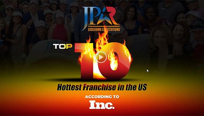 JPAR - America's Top 10 Hottest Franchise (Inc.)