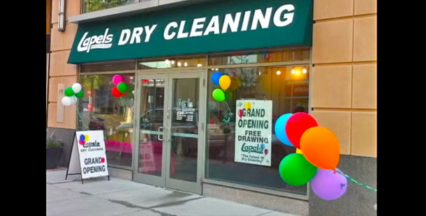 Dry Cleaning Franchise Lapels Dry Cleaning