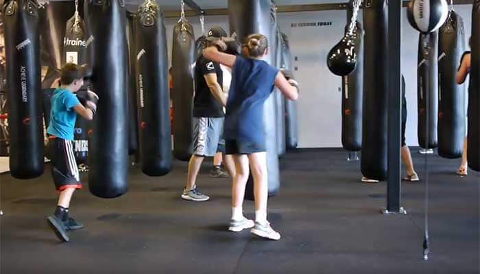 Learn Real USA Boxing in Group Fitness Classes