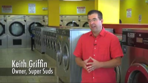 Keith Griffin - Maytag Commercial Laundry Owner Testimonial