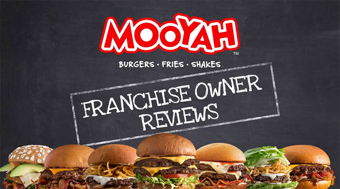 MOOYAH Franchise Owner Reviews Mashup