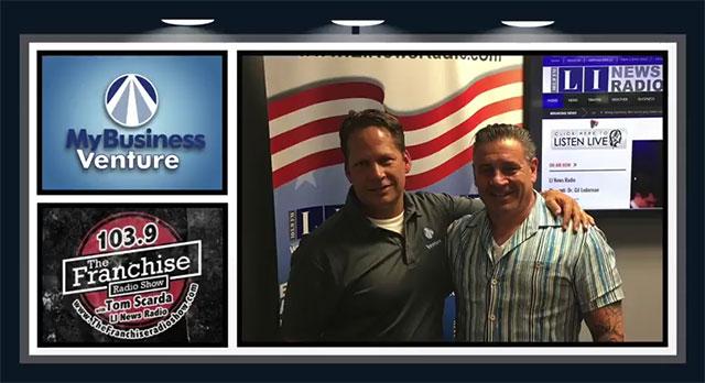 Tom's Radio Show Interview with CEO Thomas Stridiron